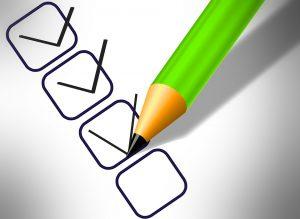 Checklist écrivain public